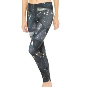 Alo Yoga Galaxy Leggings - Size XS